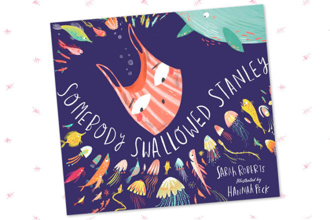 Book Review: Somebody Swallowed Stanley   Mum's Grapevine