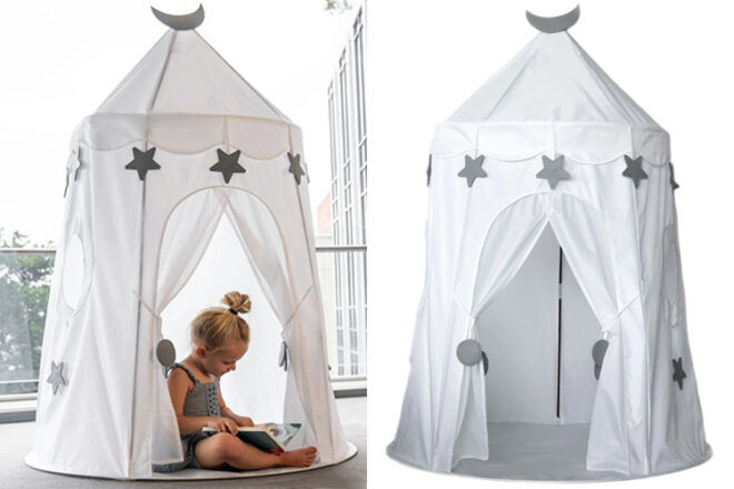 Ivory and Deene Dream Princess Kids Play Tent