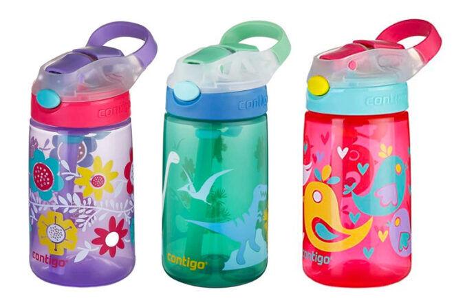 Best Kids Drink Bottle: Contigo Gizmo