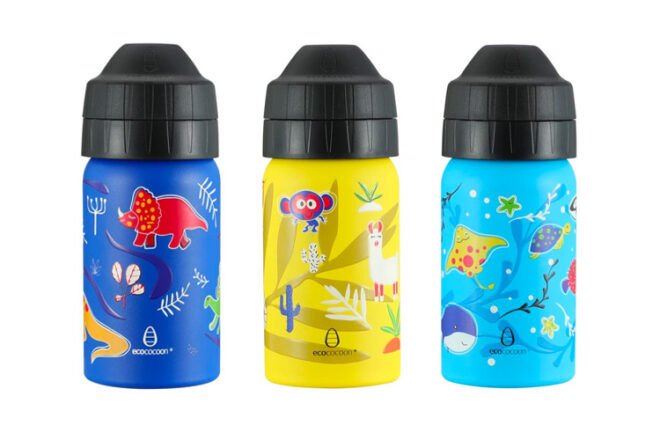 Best Kids Drink Bottle: EcoCocoon