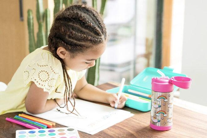 9 best kids drink bottles for back to school | Mum's Grapevine