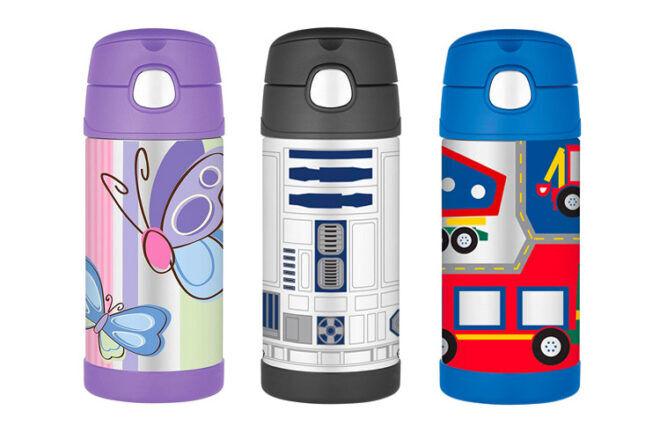 Best Kids Drink Bottle: Thermos FUNtainer