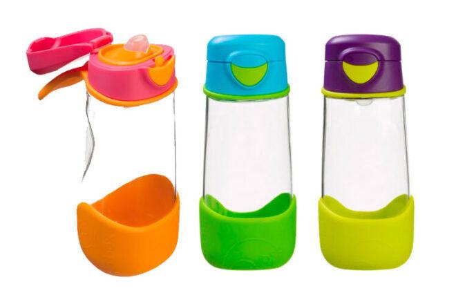 Best Kids Drink Bottles: B.Box sports spout bottle