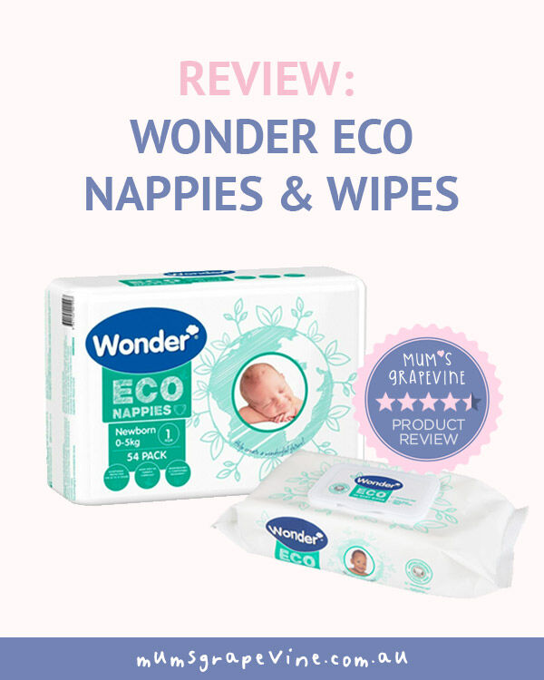 Wonder Eco Nappy Review