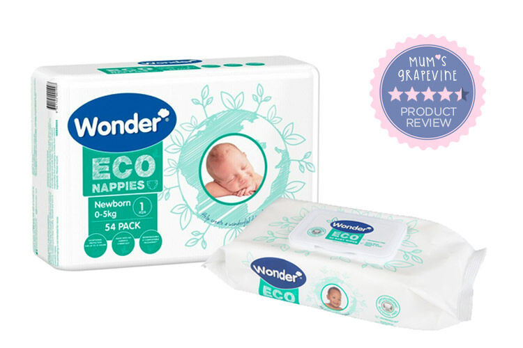 Wonder Eco Review Nappies & Wipes
