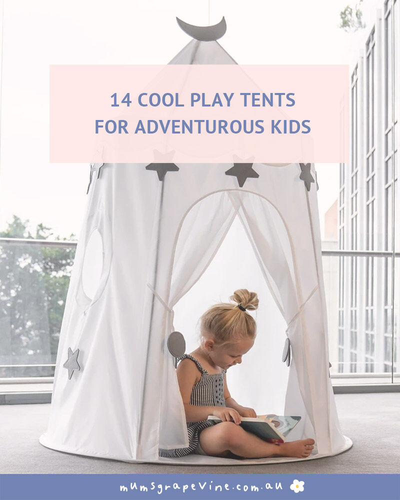Best kids' play tents for 2021 Mum's Grapevine