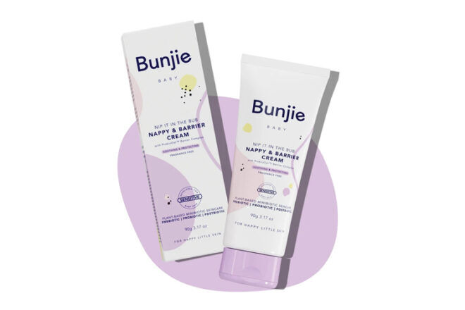 Bunjie Nappy and Barrier Cream