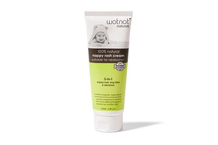 Wotnot Natural Nappy Rash Cream