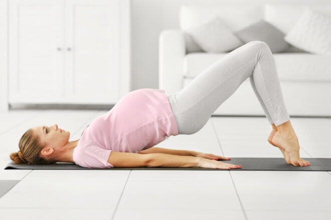 Exercise in first trimester may reduce risk of gestational diabetes