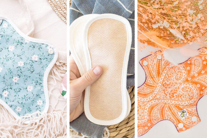 15 best reusable pads for 2021 | Mum's Grapevine