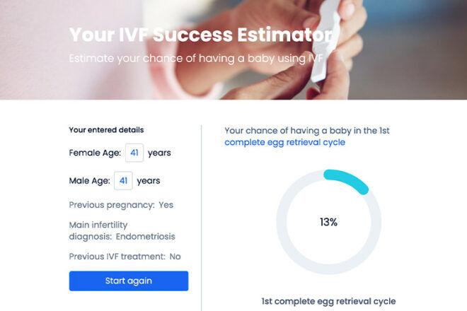 IVF Success Estimator