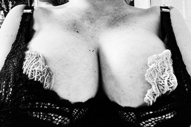 Paloma Faith engorged breasts