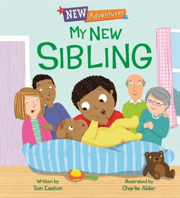 My New Sibling book by Tom Easton