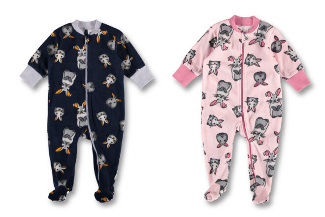 Best & Less Easter Baby Rompers