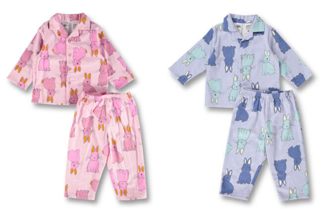 Best and Less Flannelette Easter PJs