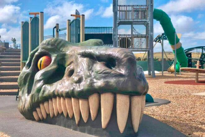 Dinosaur Park grandview Trugani