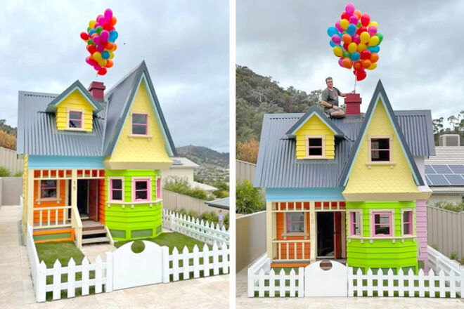 Up Cubby House
