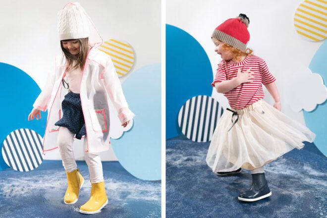 Bobux Paddington Rain Boots for Kids