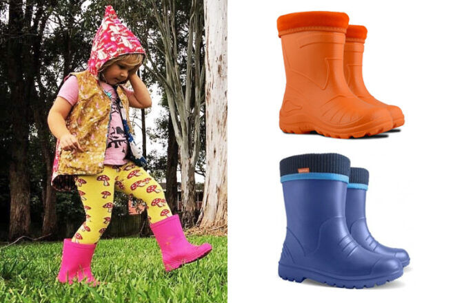 Demar Boots for Kids