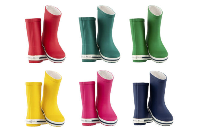 French Soda Kids' Gumboots