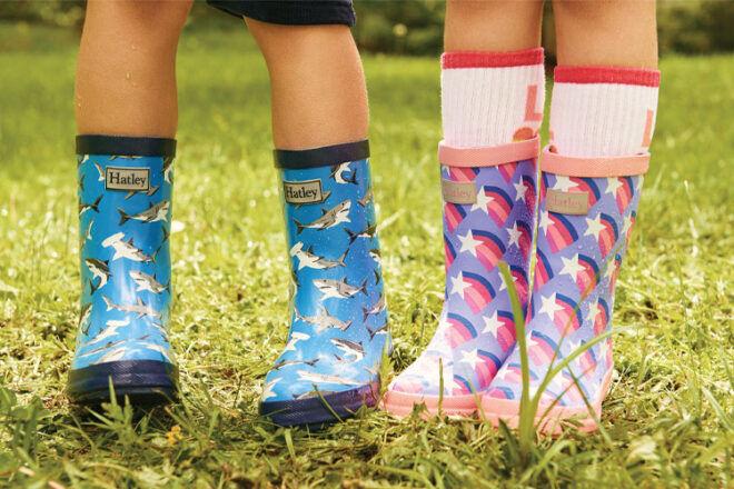 Hatley Kids' Gumboots