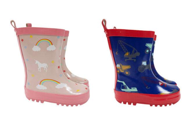 Korango Kids' Gumboots with exclusive discount code