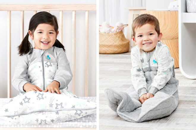Love to Dream Merino Sleeping suits