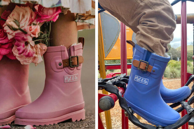 MIL & co gumboots