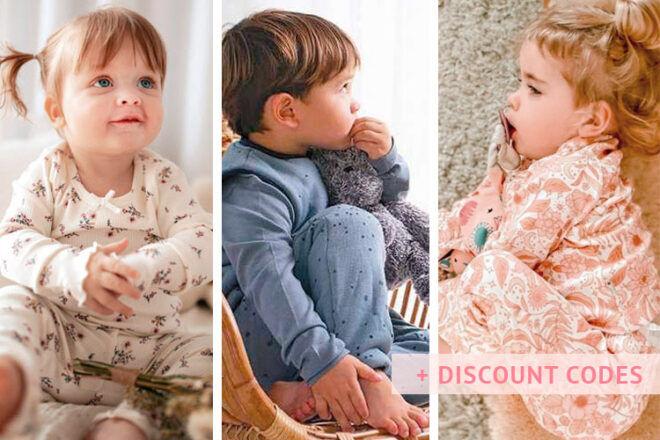 Best kids Winter Pyjamas | Mum's Grapevine