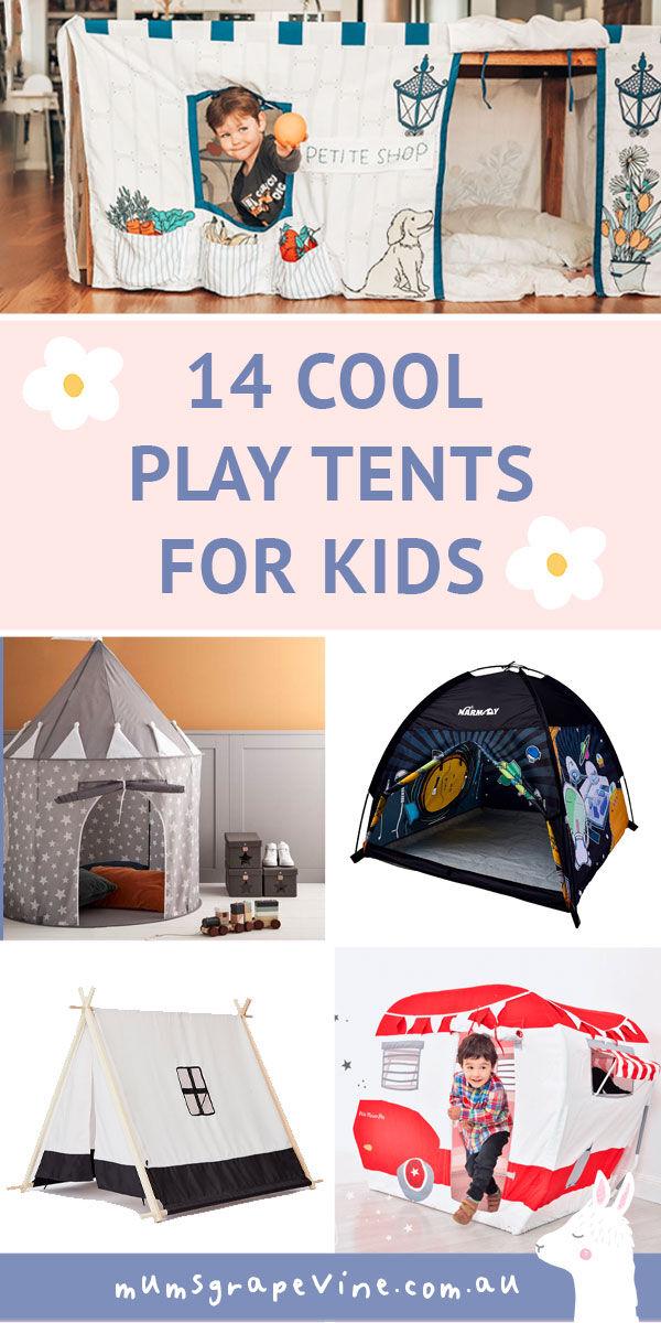 Best play tents | Mum's Grapevine