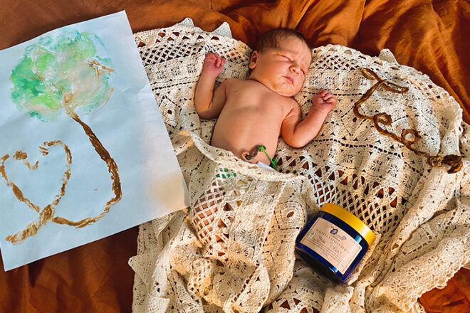 Birth story Ysee Batterham 5