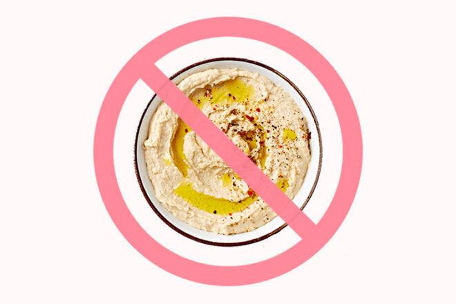 Hummus listeria