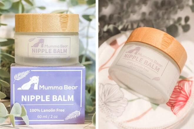 Mumma Bear Nipple Balm