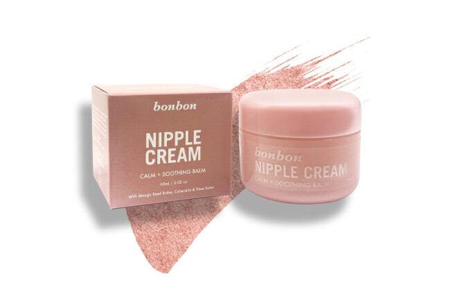 Pregnancy Pillow Co Bonbon Nipple Cream
