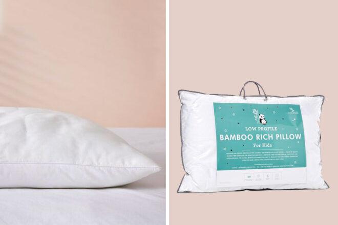 Adairs Bamboo Rich Kids Pillow
