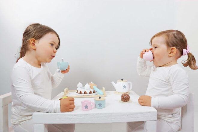 Jabadabado Tea Set for Kids
