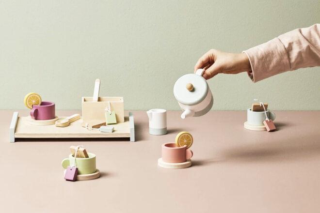 Kids Concept Tea Set Bistro