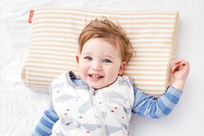Mamaway Hypoallergenic Kids Pillow