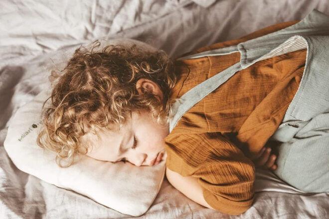 Milari Organics Baby Pillow