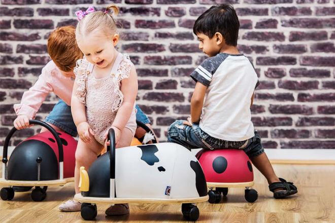 Wheely Bugs Original Kids Ride On Toys