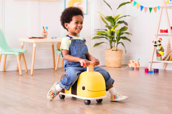 B. Toys Boom Buggy Ride-On Toys for Kids