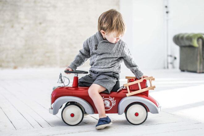 Baghera Kids' Ride On Car
