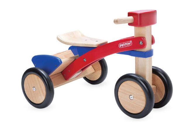 Pintoy Wooden Ride On Truck