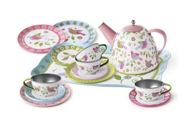 Saint Germaine Tea Set for Kids