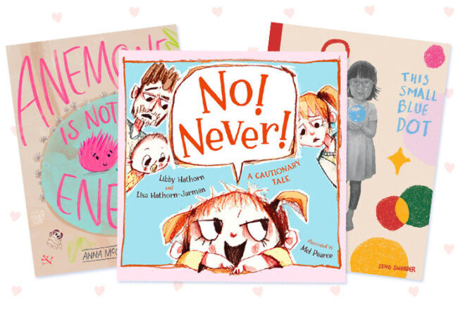 2021 Children's book of the year winners