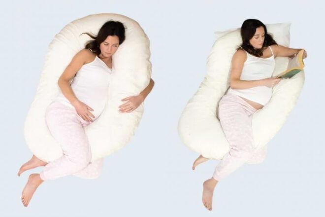 Therapeutic Pillow CuddleUp Pregnancy Pillow