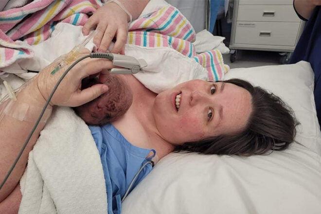 Birth story Laura Dent 6