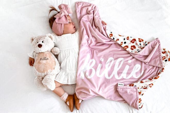 Blankids Personalised Blankets