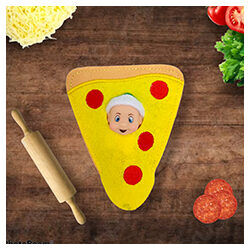 My Magical Moments elf pizza costume