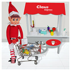 My Magical Moments Elf shopping